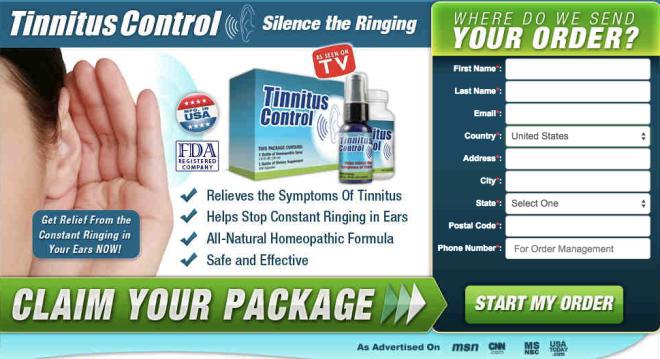 buy tinnitus control